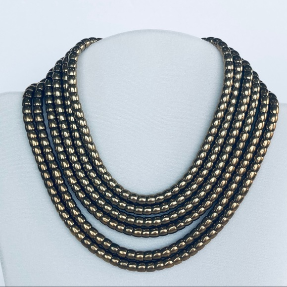JAY FEINBERG STRONGWATER Vintage Choker Necklace